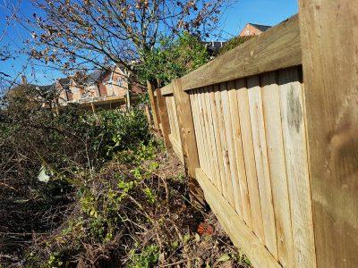 Fence Side