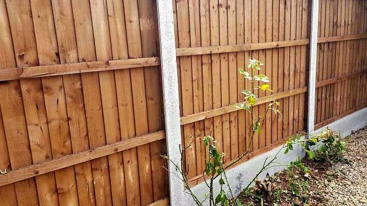 Fencing Worcestershire