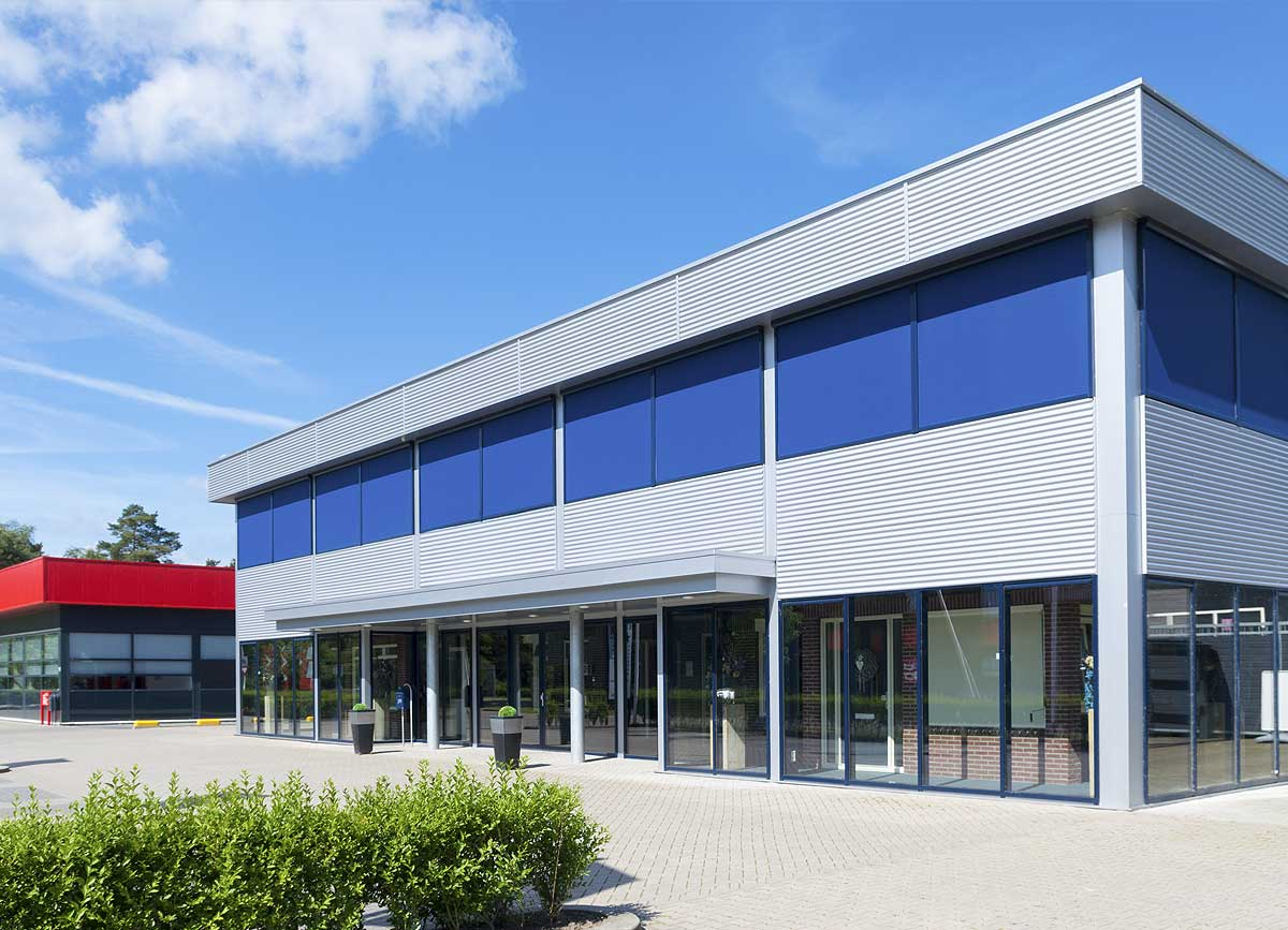 Office Car Park Maintenance Company Worcestershire